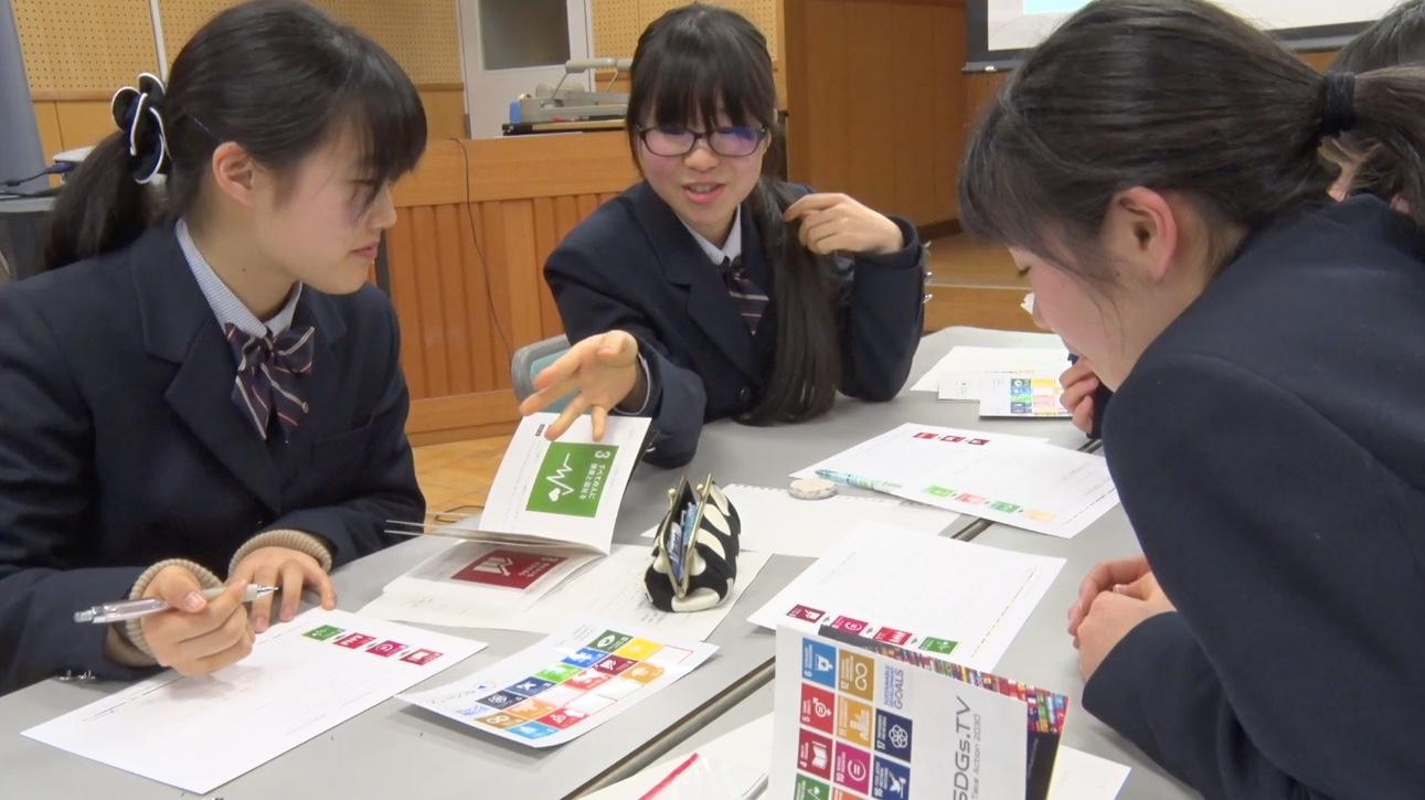 SDGsの視点から考える、地域と暮らし –滋賀県立守山中学・高等学校 ...